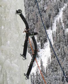 Eisklettern #Winter #tiroleroberland Outdoor Power Equipment, Winter, Ice Climbing, Ice Skating, Winter Time