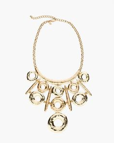 Lora Bib Necklace