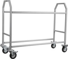B-G Racing - Powder Coated Wheel & Tyre Trolley - Not including A-Frame