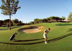 Discover the Algarve - One of Europe's Top Golf Destination
