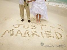 Wedding Poses Must Have Beach Wedding Photos — Wedding Ideas, Wedding Trends, and Wedding Galleries Honeymoon Pictures, Beach Wedding Photos, Beach Wedding Photography, Wedding Poses, Beach Weddings, Wedding Beach, Bridal Pictures, Beach Photos, Honeymoon Photo Ideas