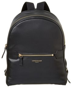 Longchamp 2.0 Leather Small Backpack
