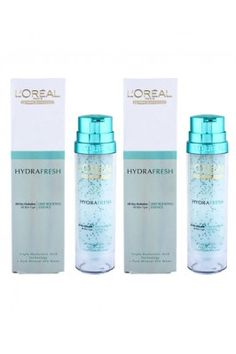 Get this Loreal Paris Hydrafresh Deep Boosting Essence 50Ml  Pack of 2 moisturizer #lorealmoisturizer #hydrafreshmoisturizer #lorealproductsonline #lorealcosmeticproducts Shop here-  https://trendybharat.com/trendy-pitara/videshi-bazaar/loreal/loreal-paris-hydrafresh-deep-boosting-essence-50ml----pack-of-2-loreal-hydrafresh-deep-boosting-essence-50ml