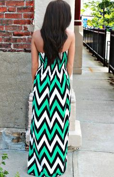 Chevron add  a cardi and good to go