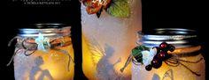 DIY Mason Jar Fairy Lights Tutorial (Video)