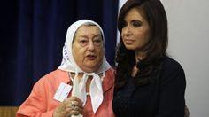 Piedra On Line.-: Hebe de Bonafini hizo pública una carta a Cristina...