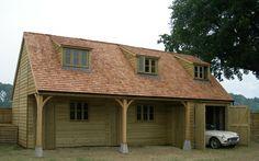 Custom Timber Coach Houses. Bespoke Design. | Kingsland Timber Design