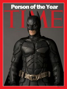 Batman is TIME's person of the year