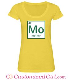 Mo is for Mother from Customized Girl