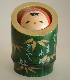Taketori  A lovely girl is born among the bamboo. An old Japanese tale is the theme of this work.
