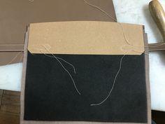 에르메스 버킨백st 가죽가방만들기 5주차 수업 : 네이버 블로그 Leather Bag Pattern, Birkin, Purses, Detail, How To Make, Bags, Handbags, Handbags, Purse