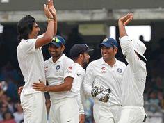 Ishant Sharma Bowls India to a Historic Win