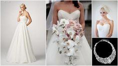 bridal bib necklace NOVIA BLANCA biżuteria ślubna www.novia-blanca.pl