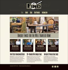 The Find Website - Raven Media, Website Design, Print Design, and Photography Mobile Friendly Website, Web Design Projects, Raven, Print Design, Blog, Photography, Crows, Print Layout, Photograph