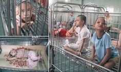 The orphans of Agent Orange: Fifty years on, children suffer from the horrific effects of America's use of chemical weapons during the Vietnam War #DailyMail