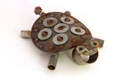 Happy Turtle by Red Cedar Artists Crysten Nesseth. Available on Etsy