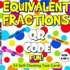 This title is aligned with common core standard 4.NF.1 and contains 24 self-checking task cards for students to practice finding and identifying eq...