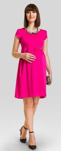 sweety fuchsia dress