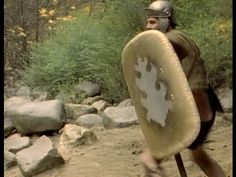 LDS video: The Whole Armor of God. Ah brings back memories of seminary