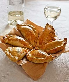 Empanadillas de berenjena y tomate, borekas, receta de Turquía con Thermomix « Thermomix en el mundo