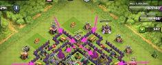 Come controllare le truppe Clash of Clans!