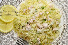 Garlic Parmesan Chicken Pasta Recipe   ... : Garlic Angel Hair Pasta with Lemon and Rotisserie Chicken