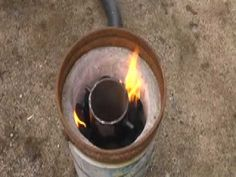 How to build a free homemade foundry using materials you probably already have lying around your garage. #metal #casting