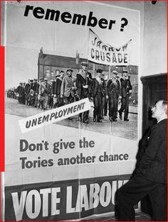 British Labour Party 1945 election