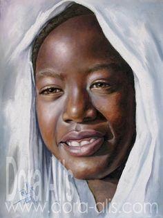 Colección 2012 - COLECCIÓN RETRATOS DE LA INOCENCIA: NIÑOS DE AFRICA