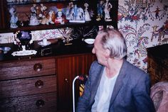 Richard Billingham's shockingly frank photographic portraits of his own parents' domestic life