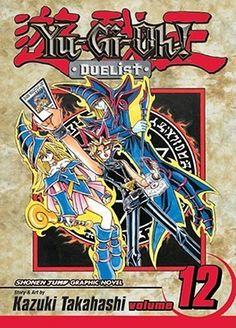 Yu-Gi-Oh!: Duelist, Vol. 12: Magician vs. Magician -Kazuki Takahashi