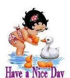 .HAVE A NICE DAY , FROM BABY BOOP