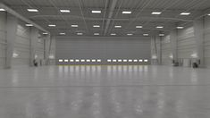 Buy Hangar Interior 1 by Pytorator on This model was made using real world scale for main shapes and details. The hall can be resized in a matter of minute. Small Apartment Design, Small Apartments, Dance Studio Design, Dance Rooms, Hardwood Floors, Flooring, Metal Buildings, Stage Design, 3d Design