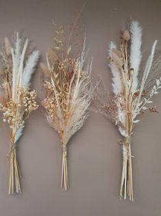 Small Bouquet, Dried Flower Bouquet, Dried Flowers, Boquet, Bud Vases, Flower Vases, Floral Wedding, Wedding Flowers, Modern Flower Arrangements