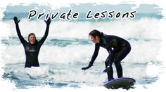 Learn to surf with private lessons in Pismo Beach, CA
