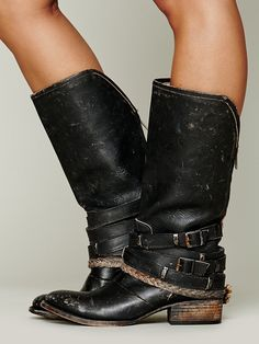 Are you kidding me?!?....I need these, Free People Drazen Tall Boot.
