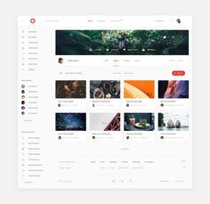 Dribbble - by Live Spline. Web Dashboard, Ui Web, Dashboard Design, News Web Design, App Design, Portfolio Web Design, Design Responsive, Blog Website Design, Design Thinking Process
