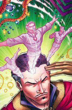 Dr. Strange - Mystic Apprentice
