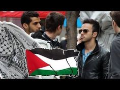 The Palestinian Scarf Experiment!!