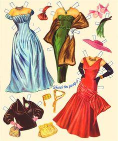 Grace Kelly paper doll 1952 - Bobe - Picasa Web Albums 1 639x768 300pi