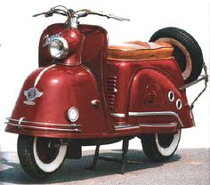 """The 200cc """"Tula"""" (official name TMZ, """"Tula Motorzikly Zavod"""") was born in the 1955 in the Soviet city with the same name"""