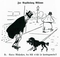 Brand, Adolf - from - Kladderadatsch (Berlin) - 27 October 1907 - Kladderadatsch – Wikipedia