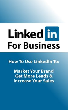 When you import all of your other business contacts into LinkedIn, you not only ensure its completeness and relevance to reality.