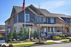 1000 images about craftsman style homes on pinterest for Craftsman style homes dfw