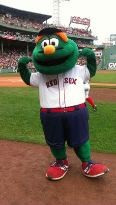 Wally! Boston's other green monster. :p