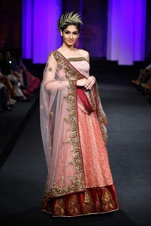 Vikram Phadnis Bridal Collection IBFW 2012 | Aamby Valley Indian Bridal Fashion Week 2012