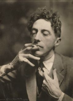 "Jean Cocteau. ""I love cats because I enjoy my home; & little by little, they become its visible soul."""