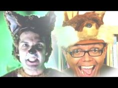 Ylvis - The Fox - Tay Zonday Remake