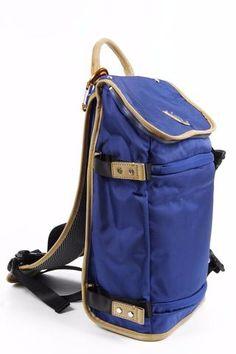 Diesel Backpack KUNGUR - Blue
