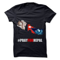 Pray For Nepal Stay safe and strong T-Shirts, Hoodies. VIEW DETAIL ==►…